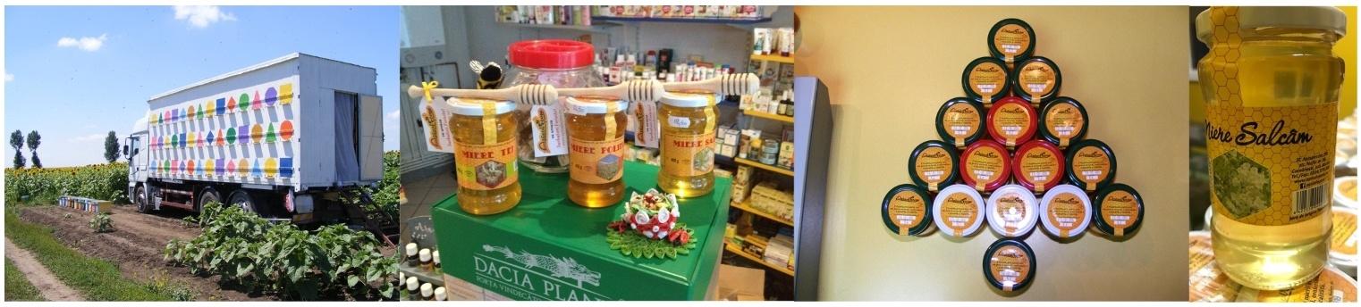 miere produse apicole comanesti