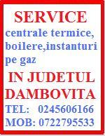 Service Reparatii Centrale Termice Targoviste