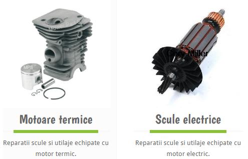 service scule electrice sector 4