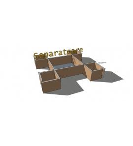 separatoare carton cutii chitila ilfov